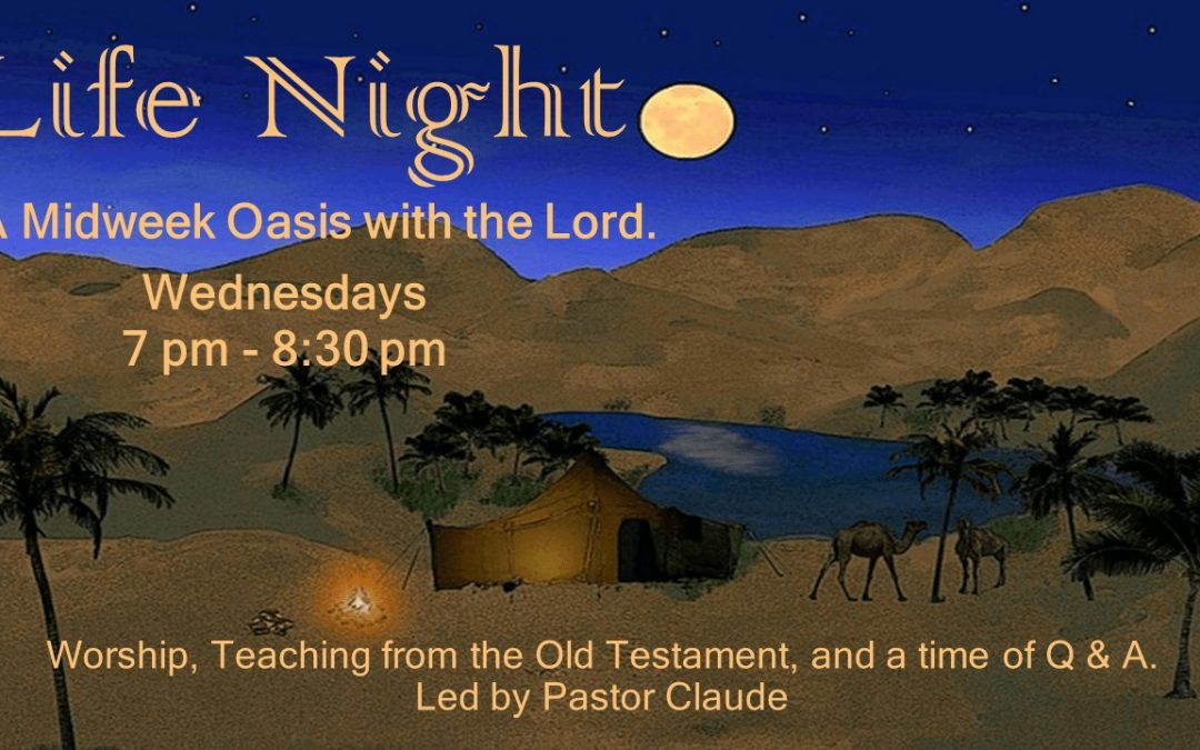 Night Life (Mid-Week Service)