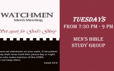 Watchmen Men's Meeting