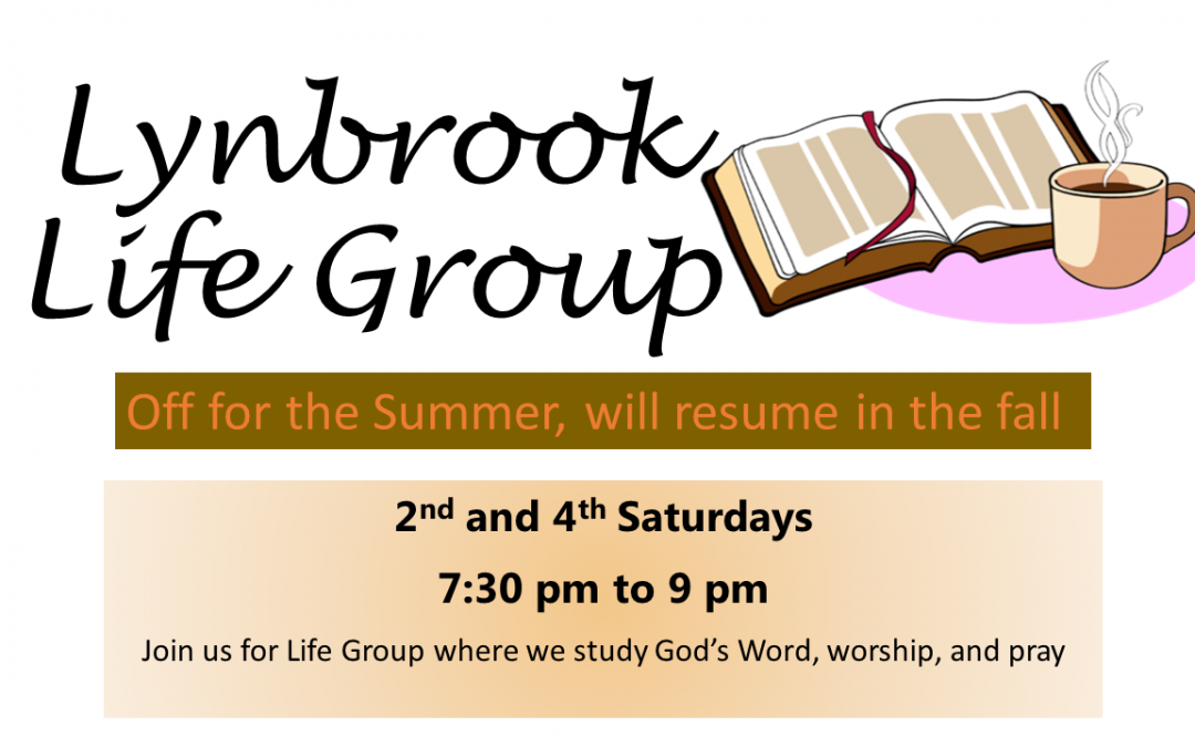 Lynbrook Life Group