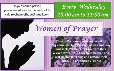 Women of Prayer